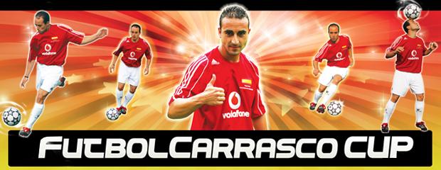 fútbol carrasco prebenjamin FC CUP torneo españa