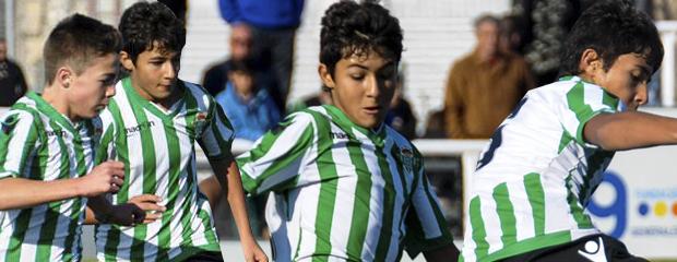fútbol carrasco sevilla betis infantil