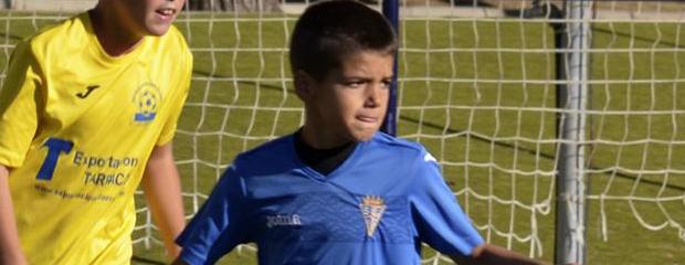 fútbol carrasco alevín cádiz
