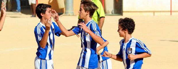 futbolcarrasco futbol andaluz huelva infantil