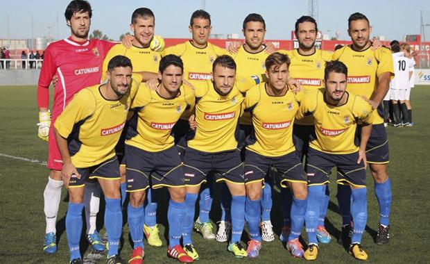 fútbol carrasco tercera senior andalucía