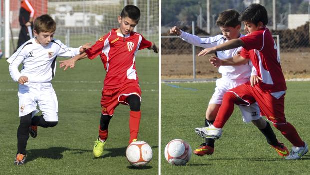 futbolcarrasco3benjaminsevilla3vanesavilches