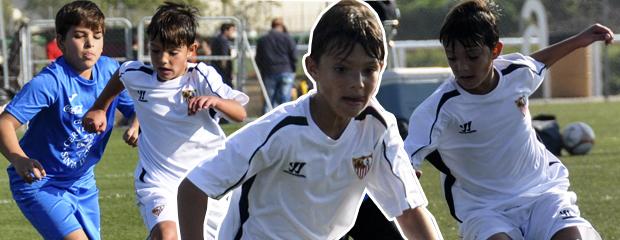 fútbol carrasco sevilla alevín