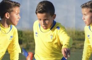 fútbol carrasco campues verano entrenamiento málaga alevín