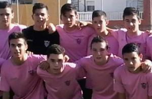 futbolcarrasco huelva cadete pancho romero