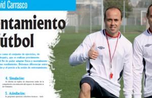 fútbol carrasco federación andaluza entrenadores calentamiento