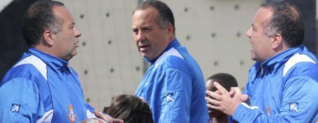 fútbol carrasco unidad entrenador