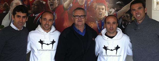 fútbol carrasco sevilla entrenadores