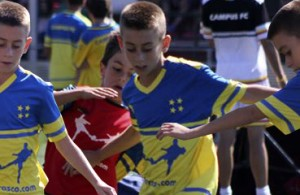 fútbol carrasco alevín campus cádiz élite