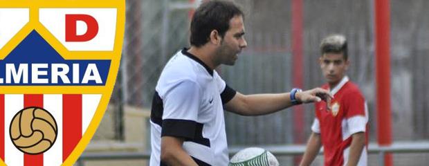 fútbol carrasco juvenil almería entrenador