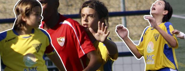 futbolcarrasco marcos tomares central sevilla infantil