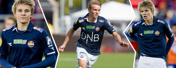 futbolcarrasco martin odergaard noruego juvenil