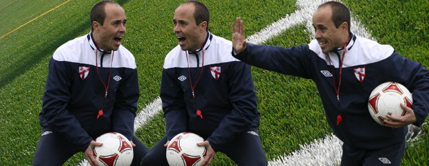 fútbol carrasco profesional entrenamientos