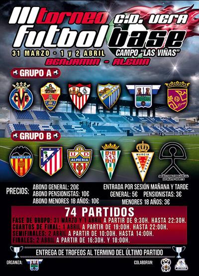 futbolcarrasco torneo vera almeria
