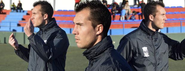 fútbol carrasco entrenador málaga
