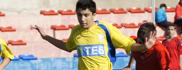 fútbol carrasco juvenil córdoba