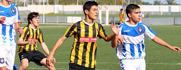 fútbol carrasco huelva cadete