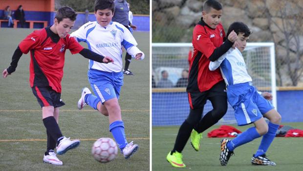 futbolcarrasco3alevinmalaga2albertovigara