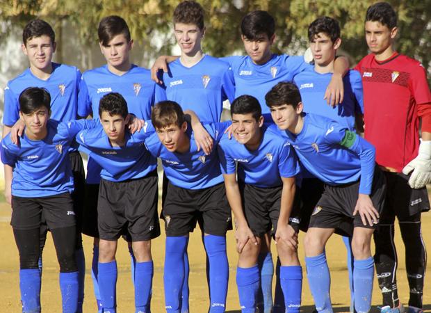 fútbol carrasco cádiz cadete