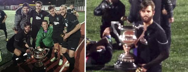 futbolcarrasco gibraltar juan carlos malagueño cup college