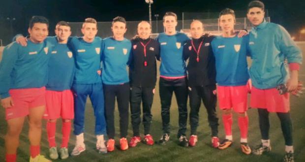 futbolcarrasco entrenamiento lucena juvenil cordoba
