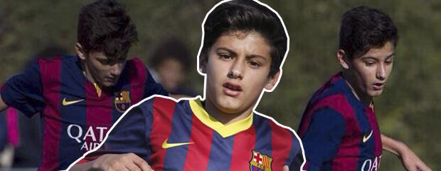 fútbol carrasco infantil barcelona