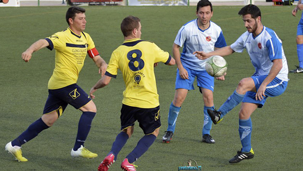 fútbol carrasco jaen senior