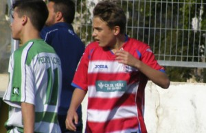 futbolcarrasco1cadeteand1PedroAlcaide