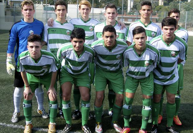 futbolcarrasco1cadeteand3PedroAlcaide