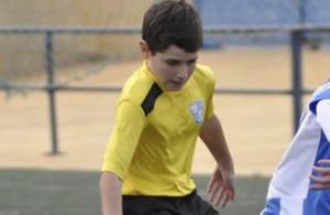 futbolcarrasco2alevinAngelesMartinez