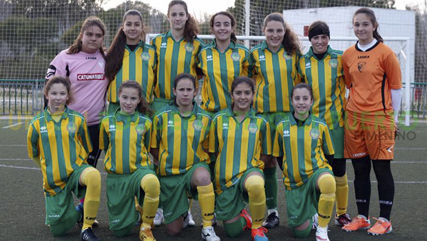 fútbol carrasco femenino cadete