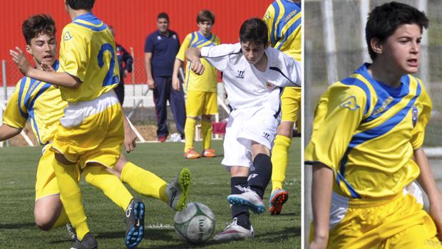 fútbol carrasco sevilla infantil
