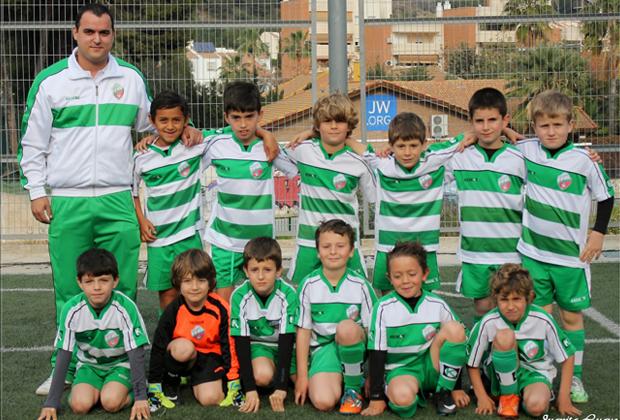 futbolcarrasco3prebenjamnmalaga5JuanitaLuque