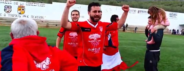 fútbol carrasco almogía senior málaga