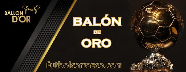 fútbol carrasco balón oro