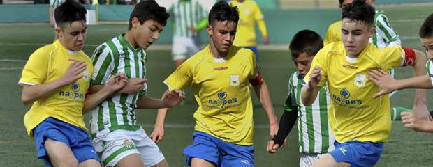 futbolcarrasco infantil 2ª andaluza Sevilla Coria del Rio