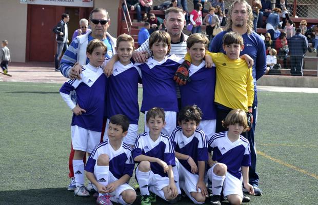 fútbol carrasco torneo selección