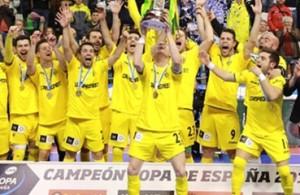 futbolcarrasco futbol sala jaen rey campeon