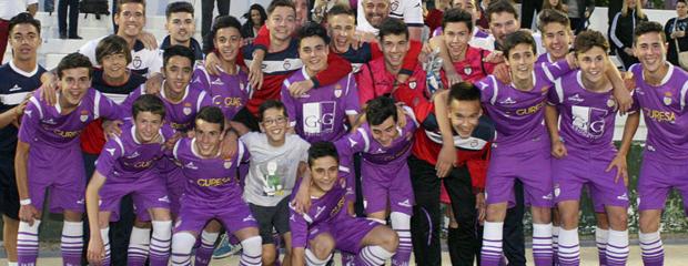 fútbol carrasco cadete jaén