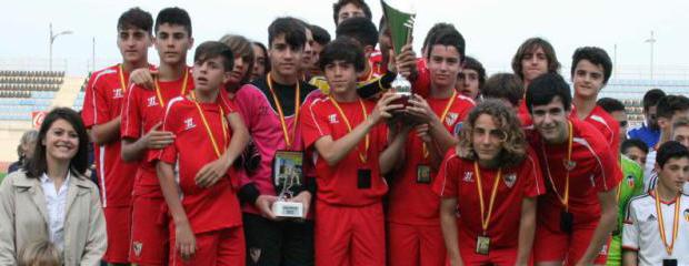 fútbol carrasco torneo infantil almería