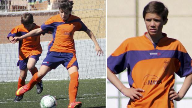 futbolcarrasco2infantilcadiz2AlbaTudela