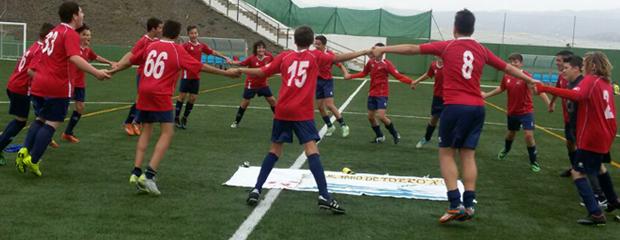 fútbol carrasco infantil malaga