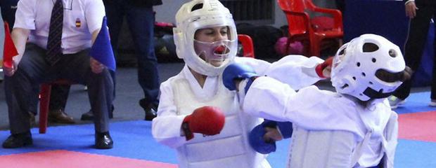 fútbol carrasco karate
