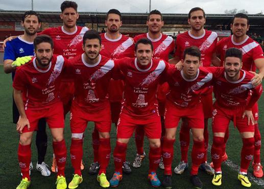 fútbol carrasco senior andaluza rincón