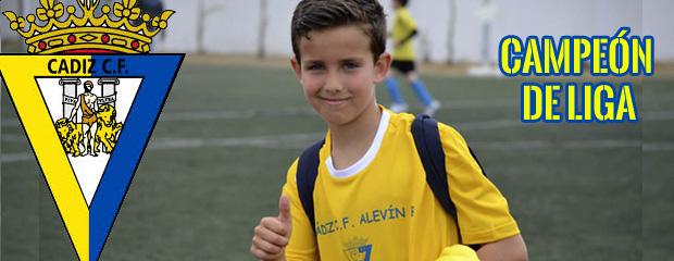 futbolcarrasco cadiz alevin campeon