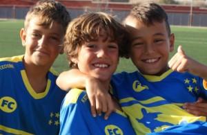 fútbol carrasco campus verano málaga