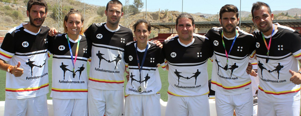 fútbol carrasco campus entrenadores