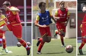 fútbol carrasco campus rondos