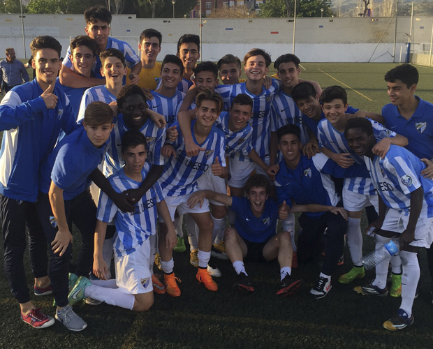 futbolcarrasco malaga cadete andaluza