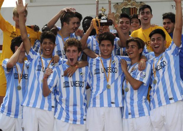 futbolcarrasco malaga sa pobla mallorca cup cadete